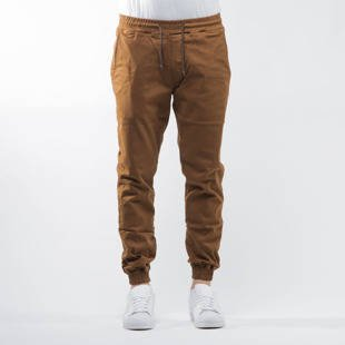 "Diamante Wear jogger pants ""Jogger Classic"" brown"