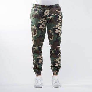 "Diamante Wear jogger pants ""Jogger Classic"" woodland camo"