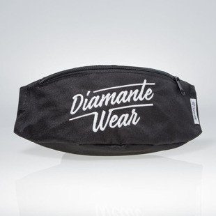 Diamante Wear smalbag Diamante Logo Big black