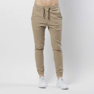 Diamante Wear women jogger pants Jogger RM Classic beige