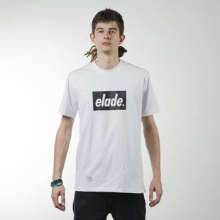 Elade T-shirt Box heather white