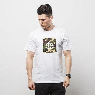 Elade T-shirt Icon Camo white