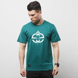 Elade T-shirt Icon Marker green ocean