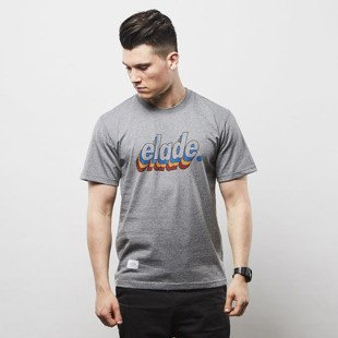 Elade T-shirt Logo 90'S grey