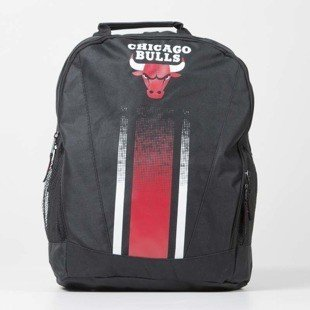 Forever Collectibles backpack Stripe Primetiame Chicago Bulls black