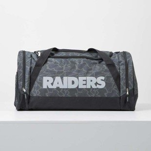Forever Collectibles duffle bag Oakland Raiders camo