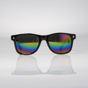 Glassy Sunhaters Sonnenbrille Leonard black colored mirror
