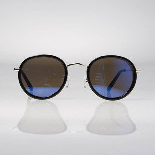 Glassy Sunhaters Sonnenbrille Lincoln black blue mirror