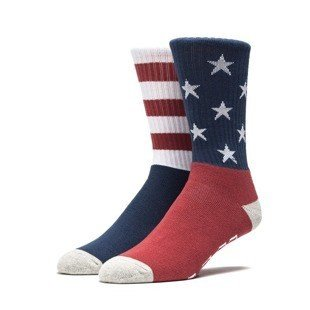HUF All American Crew Sock america