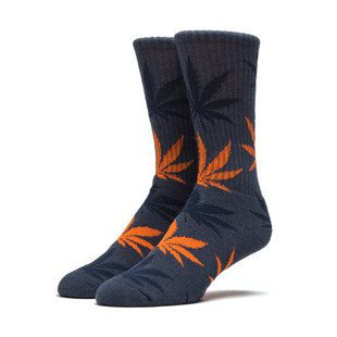 HUF Plante Crew Sock navy heather