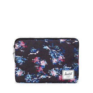 "Herschel Anchor Sleeve 15"" Macbook Pro floral 10054-01262-15"