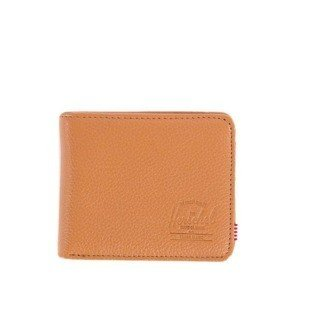 Herschel Hank Pl Leather Wallet tan pebble 10149-00034