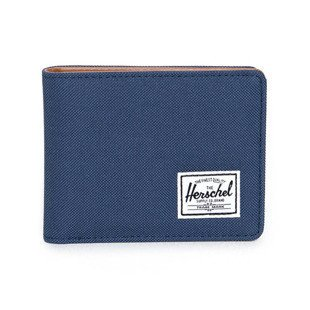 Herschel Hank Wallet navy / tan (10049-00882)