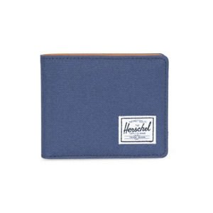 Herschel Hank + Wallet navy / tan 10368-00882
