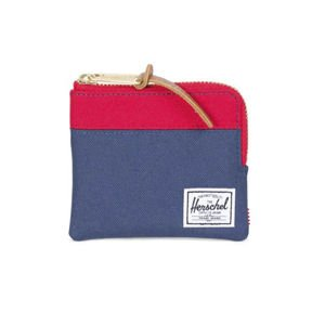 Herschel Johnny + Wallet navy / red 10362-00018