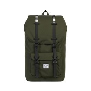 Herschel Little America Backpack forest / black 10014-01572