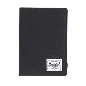 Herschel Raynor + Passport Holder black 10373-00001