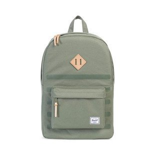 Herschel backpack Heritage lichen green 10007-01371