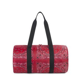 Herschel bag Pa Duffle red bandana (10252-01264)