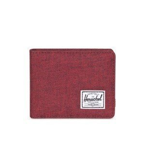 Herschel wallet  / coin Roy winetasting crosshatch (10151-01158)