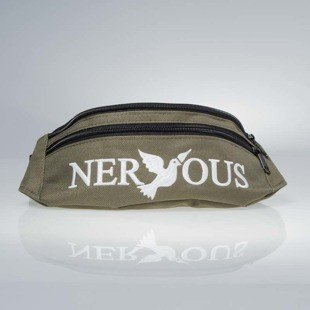 Hip case Nervous Classic olive / white