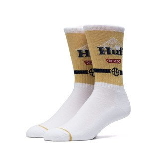 Huf Can Crew Sock white