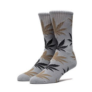 Huf Plantlife Crew Sock anthracite
