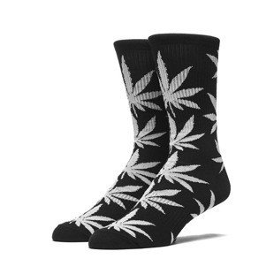 Huf Plantlife Crew Sock black