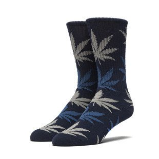 Huf Plantlife Crew Sock deep heather obsidian