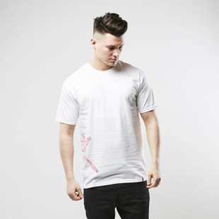 Huf x Pink Panther t-shirt Run white