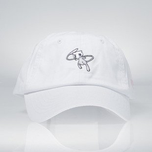 Hype x Pokemon strapback Dad Hat Mew white