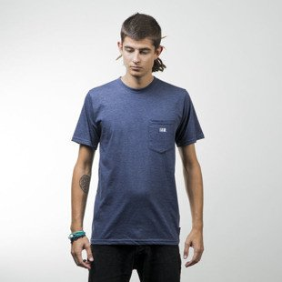 IAM. Pocket T-shirt navy