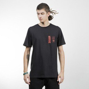 Intruz t-shirt Bloodmap Ts black