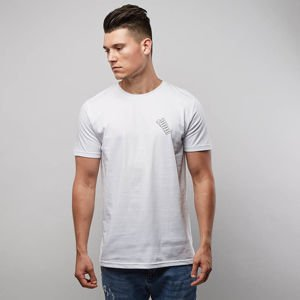 Intruz t-shirt Fake white