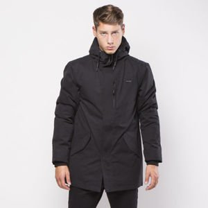 IrieDaily winter jacket Nilas Coat black