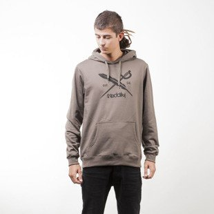 Iriedaily Daily Flag Hooded olive