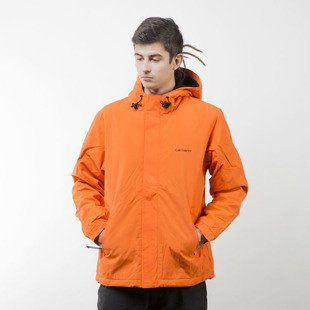 Jacket Carhartt WIP Neil Jacket orange / black