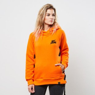 Jungmob hoodie Wet String orange