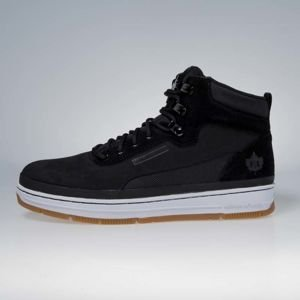 K1X sneakerboots GK 3000 Leather black gum