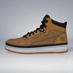 K1X sneakerboots GK 3000 Leather honey / black