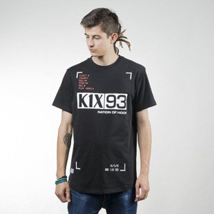 K1X t-shirt Frame black