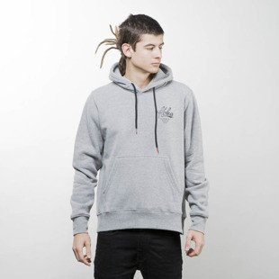 Koka Hoodie Quasi heather grey