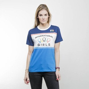 Koka Kings Highway Girls Ts navy / white / blue