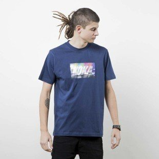 Koka Rip Off T-shirt navy blue