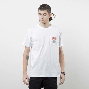 Koka Smoker T-shirt white