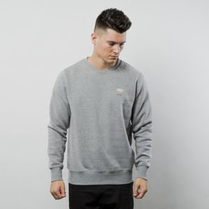 Koka Sweatshirt Fake Heart Crewneck - heather grey