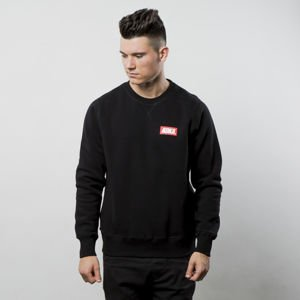 Koka Sweatshirt Small BoxLogo Crewneck - black