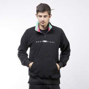 Koka sweatshirt Polar VHS 90 zip black