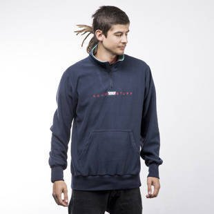 Koka sweatshirt Polar VHS 90 zip navy