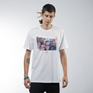 Koka t-shirt Deck white
